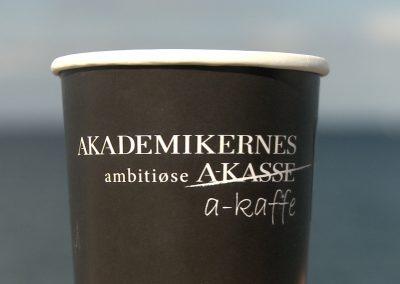 Folkemøde med A-kaffe