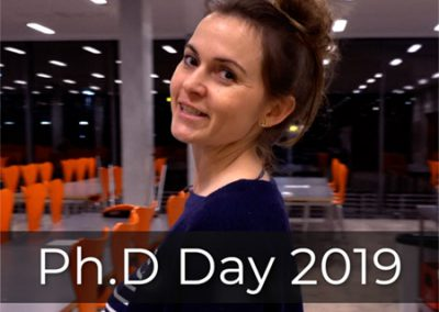 Ph.D Dagen 2019
